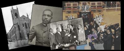Timeline - Ebenezer Baptist Church - Pittsburgh Hill District